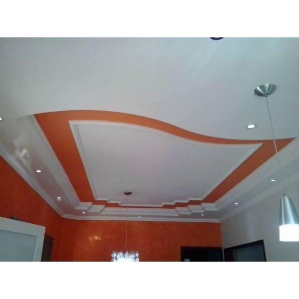 Forros Drywall Valores Assunção - Forro Dry Wall no ABC