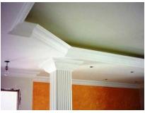 forro de drywall de teto
