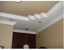 forro de drywall para teto de sala