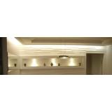 Forros feitos de drywall preço na Vila Alzira
