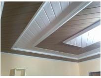 valor de forro de drywall de teto na Cata Preta