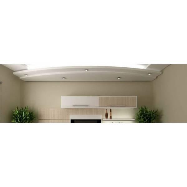 Valor de Forros Feitos de Drywall na Bairro Campestre - Forros Feitos de Dry Wall